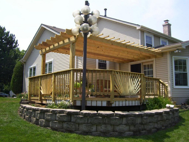 - Decks, Patios & Pergolas Southern Exposure Sunrooms