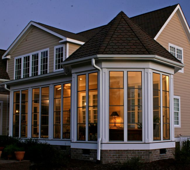 Screened In Porch Shades